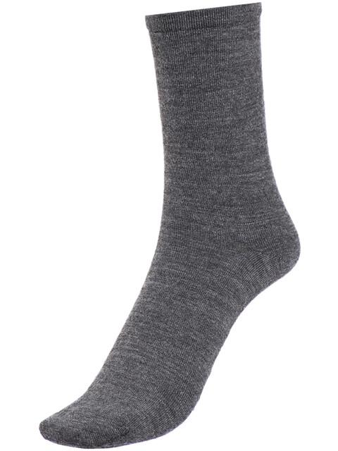 Woolpower Classic Socks Liner grey